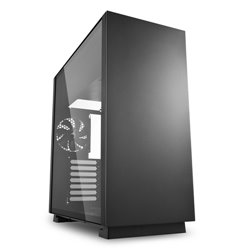 Sharkoon Pure Steel Midi ATX Tower Black