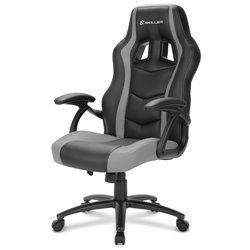 Sharkoon SKILLER SGS1 PC gaming chair Padded seat Black,Grey