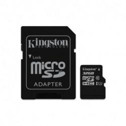 Kingston Technology Canvas Select memory card 32 GB MicroSDHC Class 10 UHS-I