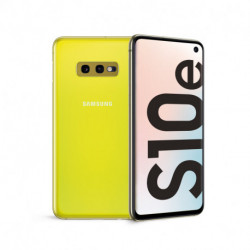 Samsung Galaxy S10e SM-G970F/DS 14,7 cm (5.8 Zoll) 6 GB 128 GB Hybride Dual-SIM Gelb 3100 mAh