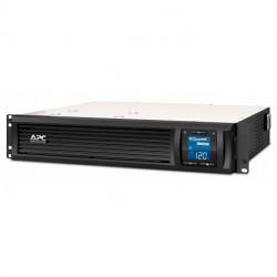 APC SMC1500I-2UC sistema de alimentación ininterrumpida (UPS) Línea interactiva 1500 VA 900 W 4 salidas AC