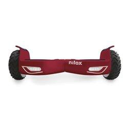 Nilox 30NXBK65NWN05 Selbstausgleichendes Motorrad 10 km/h Blau, Rot 4300 mAh