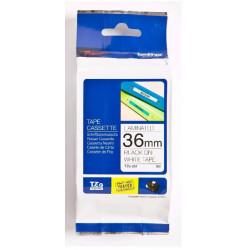 Brother TZe-261 cinta para impresora de etiquetas Negro sobre blanco