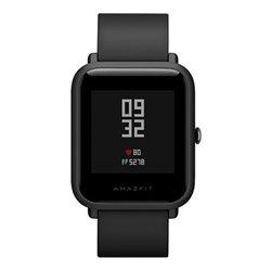 "Amazfit Bip reloj inteligente Negro LED 3,25 cm (1.28"") GPS (satélite)"