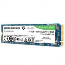 Seagate BarraCuda 510 M.2 512 GB PCI Express 3.0 3D TLC NVMe ZP512CM30041