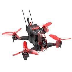 Walkera Rodeo 110 Kameradrohne Quadrocopter Schwarz, Rot 4 Rotoren 850 mAh