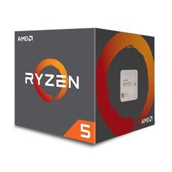 AMD Ryzen 5 1600 Prozessor 3,2 GHz Box 16 MB L3