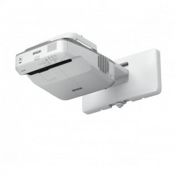 Epson EB-685Wi data projector 3500 ANSI lumens 3LCD WXGA (1280x800) Wall-mounted projector Grey,White V11H741040