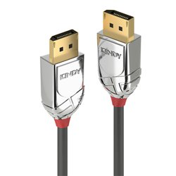Lindy 36304 DisplayPort cable 5 m Grey