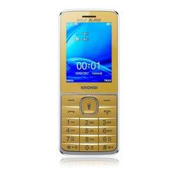 """Brondi Gold Blade 6,1 cm (2.4"""") Or Téléphone numérique 10273950"""