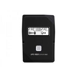 Adj 650-00900 sistema de alimentación ininterrumpida (UPS) 900 VA 630 W 3 salidas AC