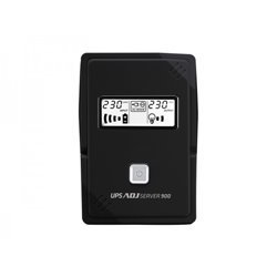 Adj 650-00900 uninterruptible power supply (UPS) 900 VA 630 W 3 AC outlet(s)