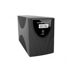 Adj 650-01002 sistema de alimentación ininterrumpida (UPS) En espera (Fuera de línea) o Standby (Offline) 1000 VA 670 W 3 salida