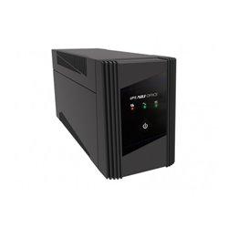 Adj 650-01401 Unterbrechungsfreie Stromversorgung (UPS) Standby (Offline) 1400 VA 940 W 2 AC-Ausgänge