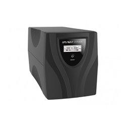 Adj 650-02002 sistema de alimentación ininterrumpida (UPS) En espera (Fuera de línea) o Standby (Offline) 2000 VA 1230 W 6 salid